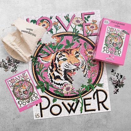 Love is Power Jigsaw