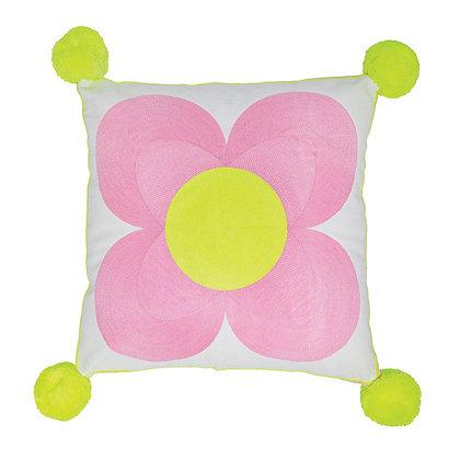 Flower Cushion Pink