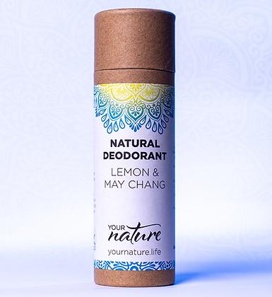Lemon & May Chang Deodorant