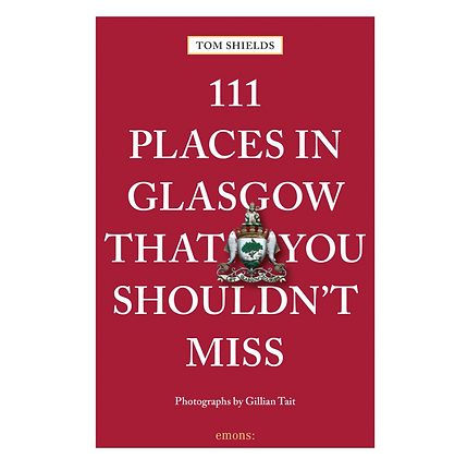 111 Places in Glasgow