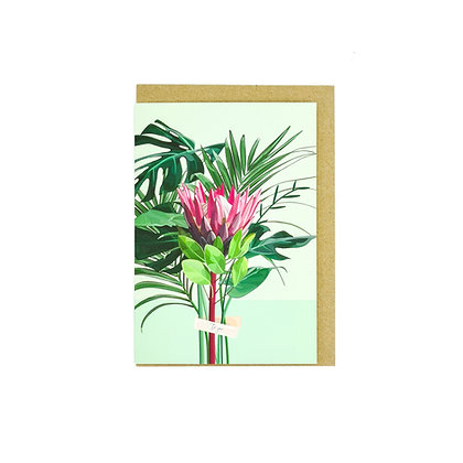 floral to you card