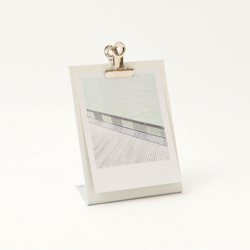 Clipboard Frame White - Small