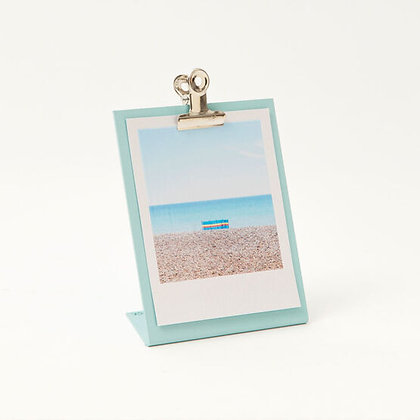 Clipboard Frame Turquoise  - Small