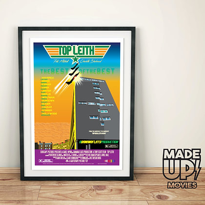 Top Leith Movie Poster Print