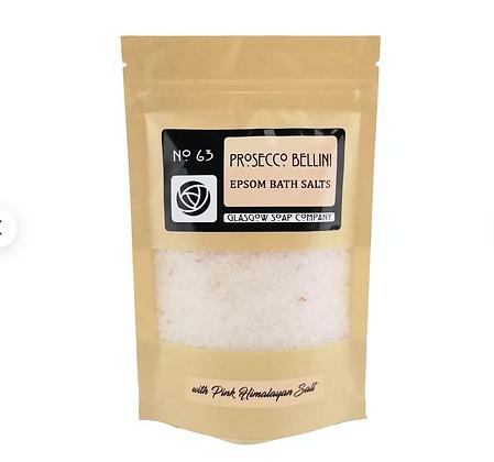 Prosecco Bellini Epsom Salts