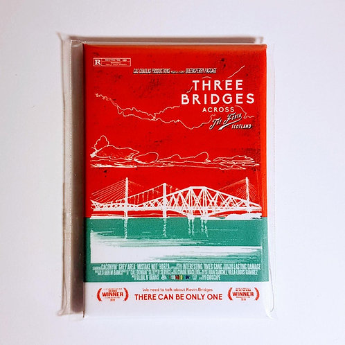 Three Bridges Magnet