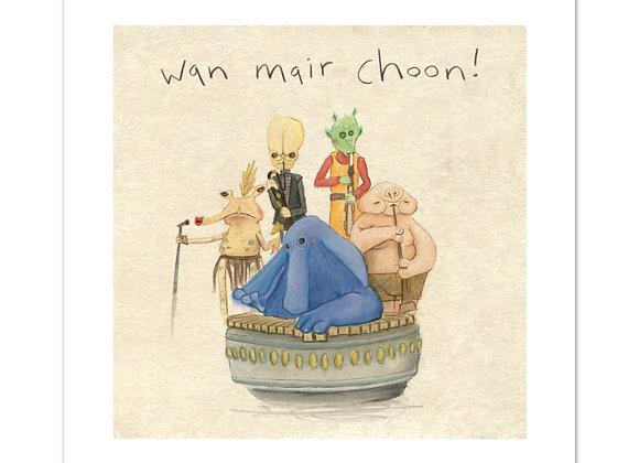 Wan Mair Choon Print