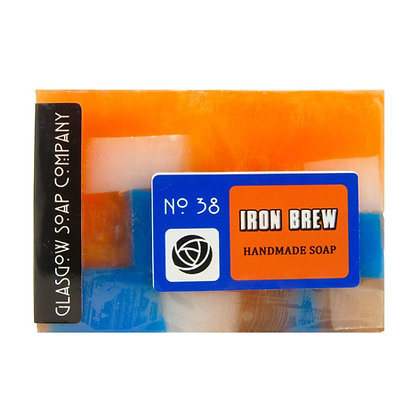 Iron Brew Soap
