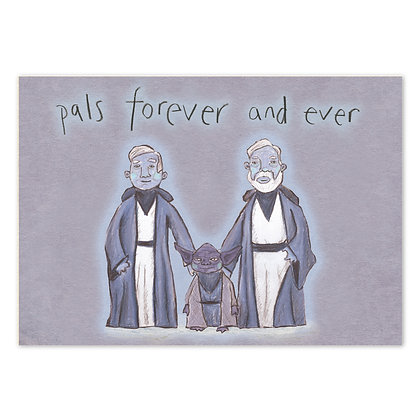 Pals Forever and Ever Card