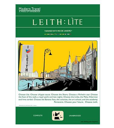 Leith Print