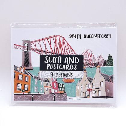 Scotland Postcard Set