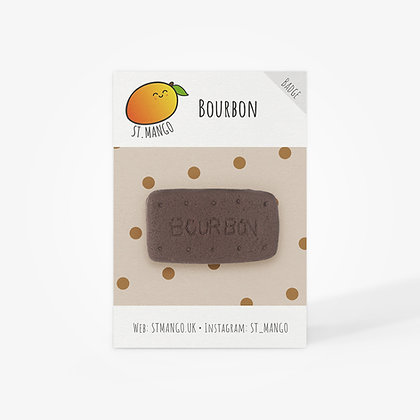 Bourbon Badge