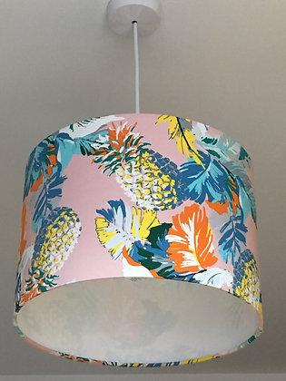 Pineapples Lampshade