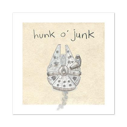 Hunk o' Junk Print