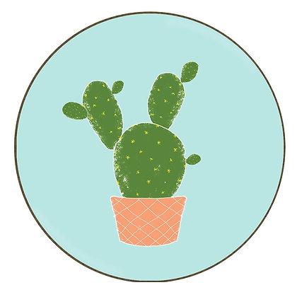 Succulent Coaster