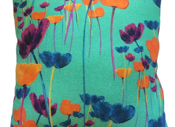 Tulip Rain Cushion