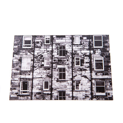 Edinburgh Tenement Card