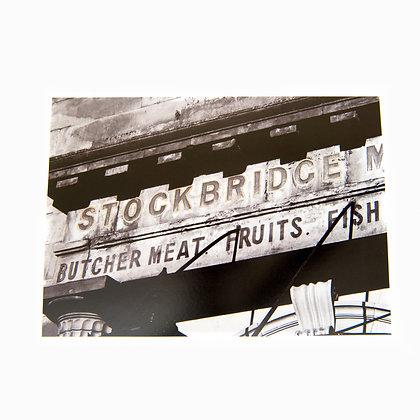 A4 Stockbridge Print