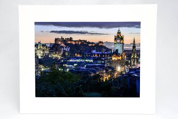Edinburgh Castle Ryan McEwan Photography