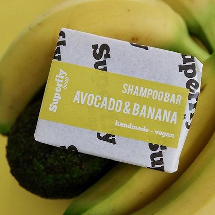Avocado & Banana Shampoo Bar