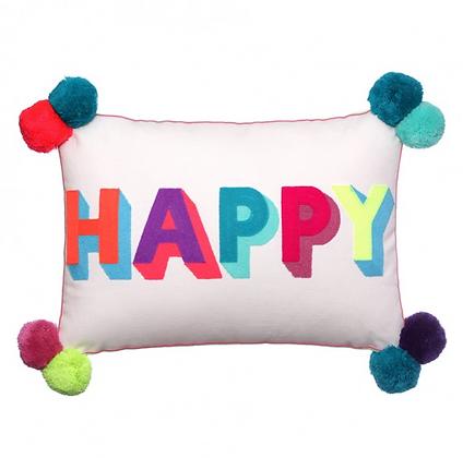 Happy Cushion