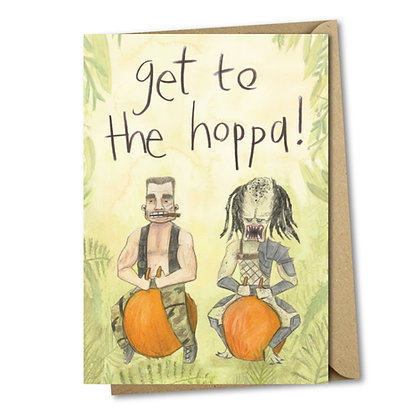 The Grey Earl Greetings cards