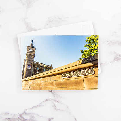 Edinburgh Postcard Pack