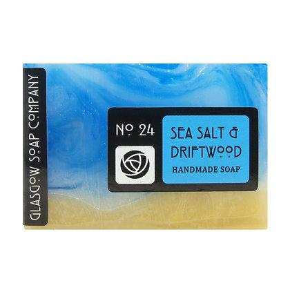 Sea Salt & Driftwood Soap