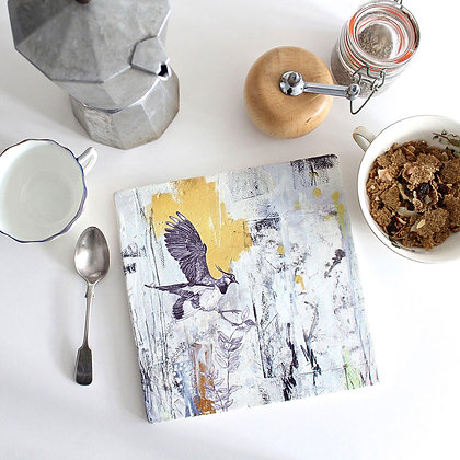 Northern Lapwing Placemat