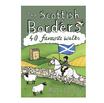 Scottish Borders Book