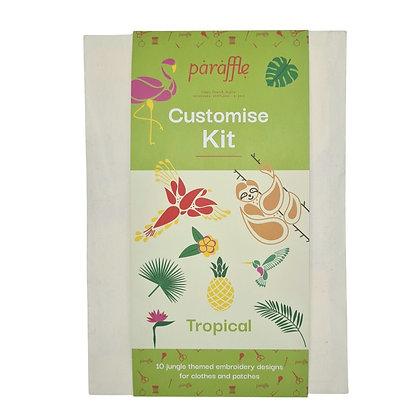 Tropical Customise Kit