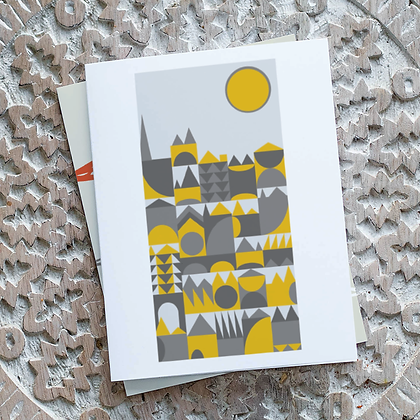 Sunlight Card
