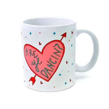 Are ye Dancin Mug