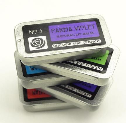 Parma Violet Lip Balm