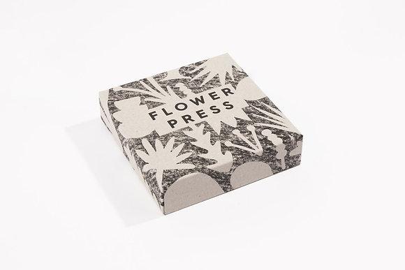 Flower Press - Abstract Design