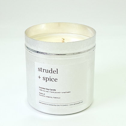 Strudel & Spice Scented Candle