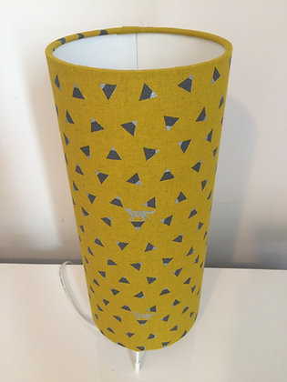 Foxes Mustard Table Lamp