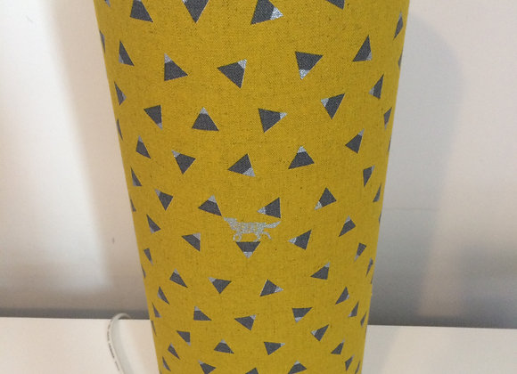 Foxes Mustard Lamp