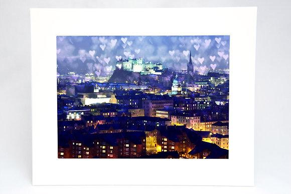 Edinburgh Castle Print Ryan McEwan Photography