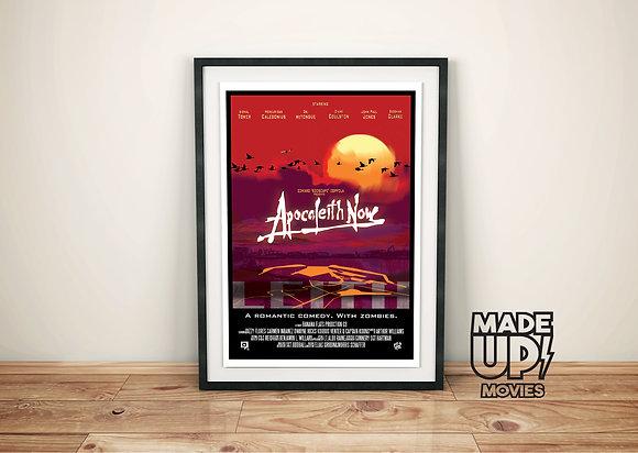 Apocaleith Now Movie Poster Print