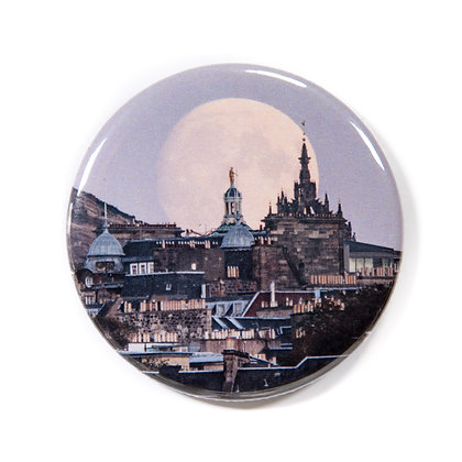 Edinburgh Moonrise Magnet