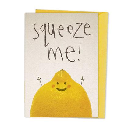 Fruity Veg Card The Grey Earl