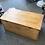 Wooden Blanket Box