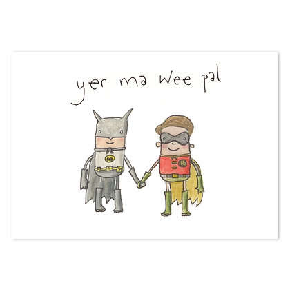 Wee Pal Card