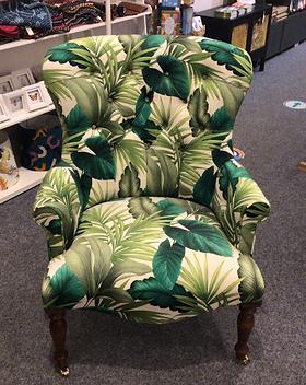 Palm Leaves Chair