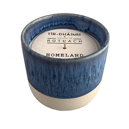 Homeland Candle Atlantic Blue