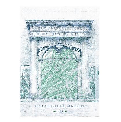 Stockbridge Market Print