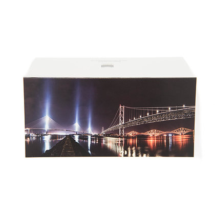 Three bridges over the Forth Scotland Card