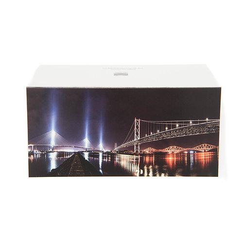 Three Bridge Card