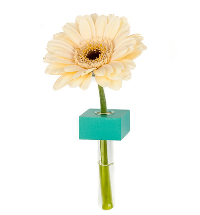 Fridge Magnet Single Stem Vase